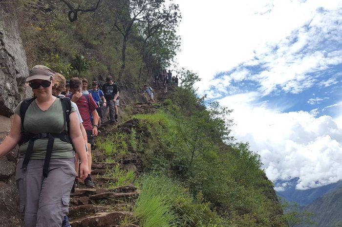 INCA JUNGLE TRAIL 4 DAYS